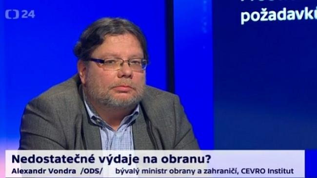Speciál ČT24 na téma: Sedmnáct let od vstupu ČR do NATO