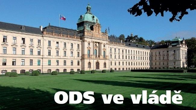 ODS ve vládě: Programové body občanských demokratů prosazené od roku 2007