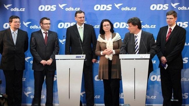 ODS 2011: Dvacet programových priorit