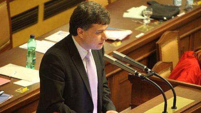 Projev na 50. schůzi Poslanecké sněmovny PČR