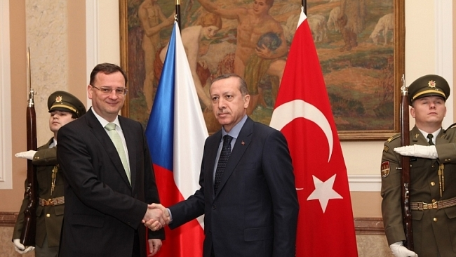 Turecko je častějším partnerem českých podnikatelů