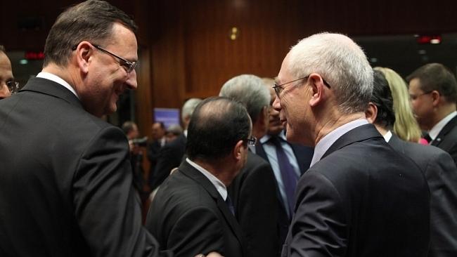 Argumentář k výsledkům Evropské rady