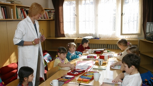 Mateřská škola jako nárok?