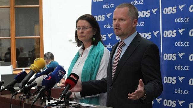 ODS požaduje projednat imigrační a bezpečnostní politiku v Parlamentu