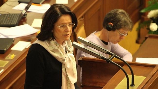 Interpelace na předsedu vlády ve věci projektu ministryně Šlechtové