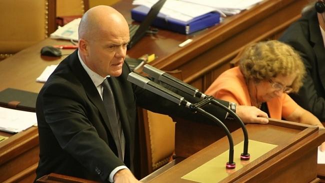 Interpelace na ministra financí ve věci střetu zájmů