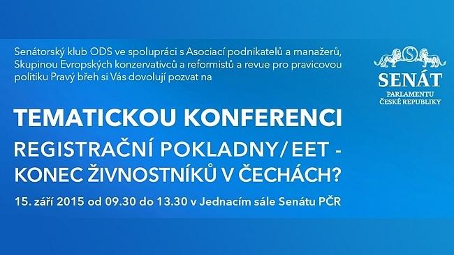ODS: Registrační pokladny – konec živnostníků v Čechách?