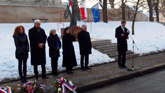 Projev místopředsedy ODS přednesený na pietním setkání k uctění památky Jana Palacha