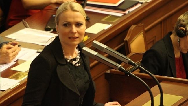 Vystoupení poslankyně Jany Černochové k vládnímu zákonu o střelných zbraních a střelivu