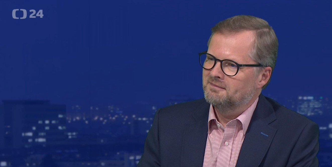 Petr Fiala: Události, komentáře: Povolební vyjednávání