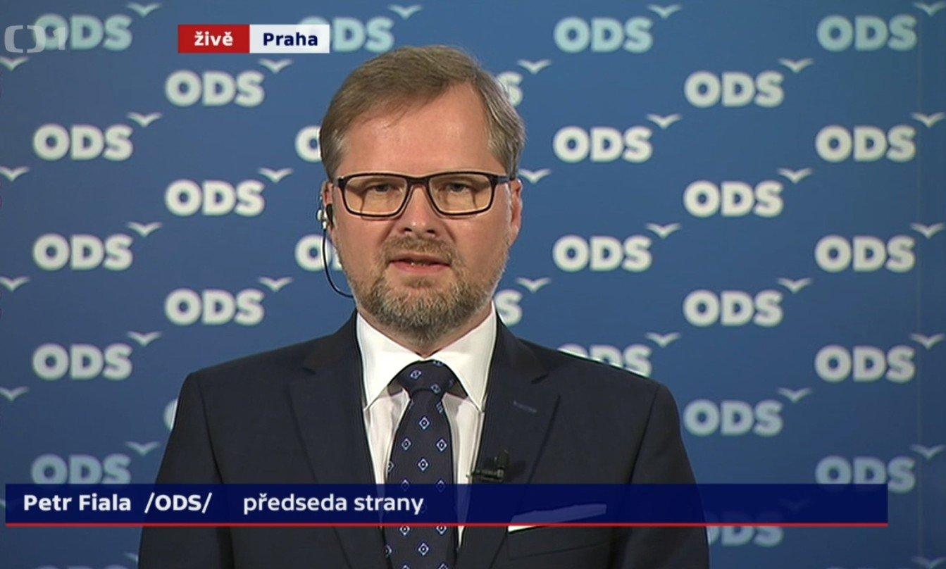 Petr Fiala: Události ČT: Vyjednávání o vládě pokračují