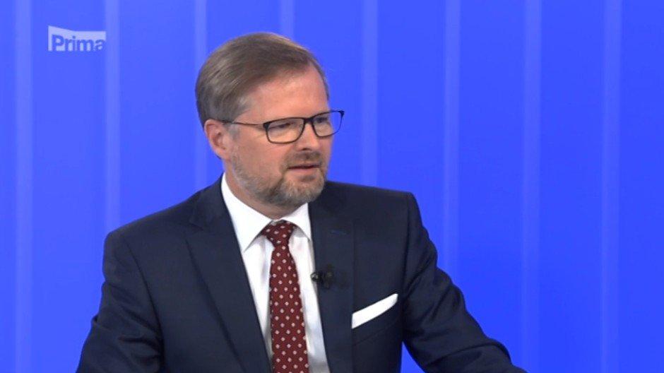 Petr Fiala: Partie: Andrej Babiš se ani nesnaží vytvořit většinovou vládu. Je to podvod na voličích