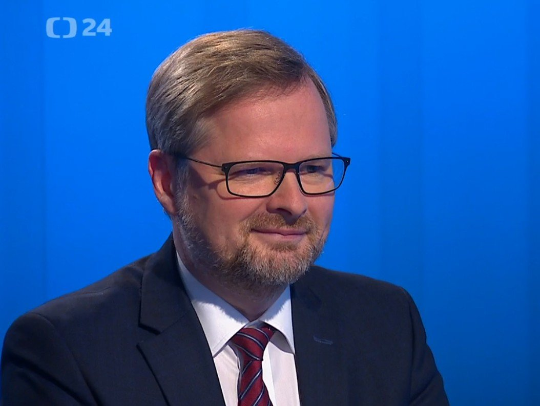 Petr Fiala: Babiš s nikým o koalici nejednal, k menšinové vládě míří od počátku