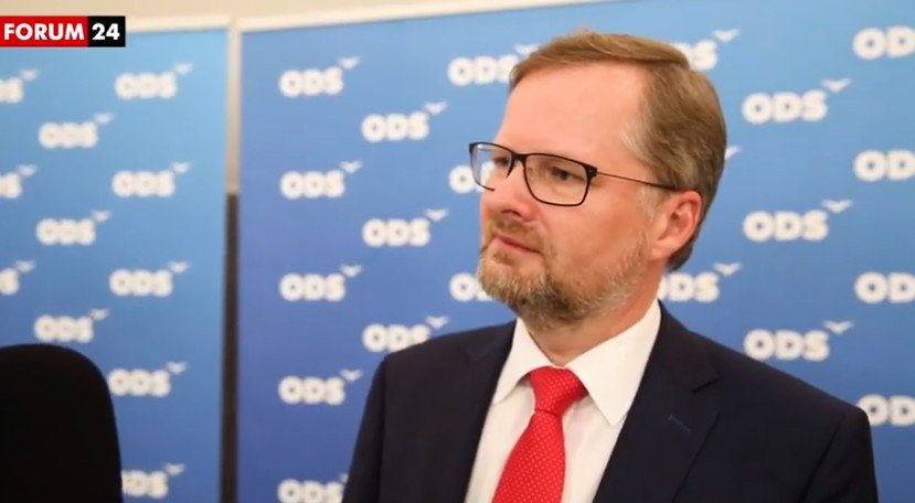 Petr Fiala: Snad budou jména ministrů známá, než budeme hlasovat