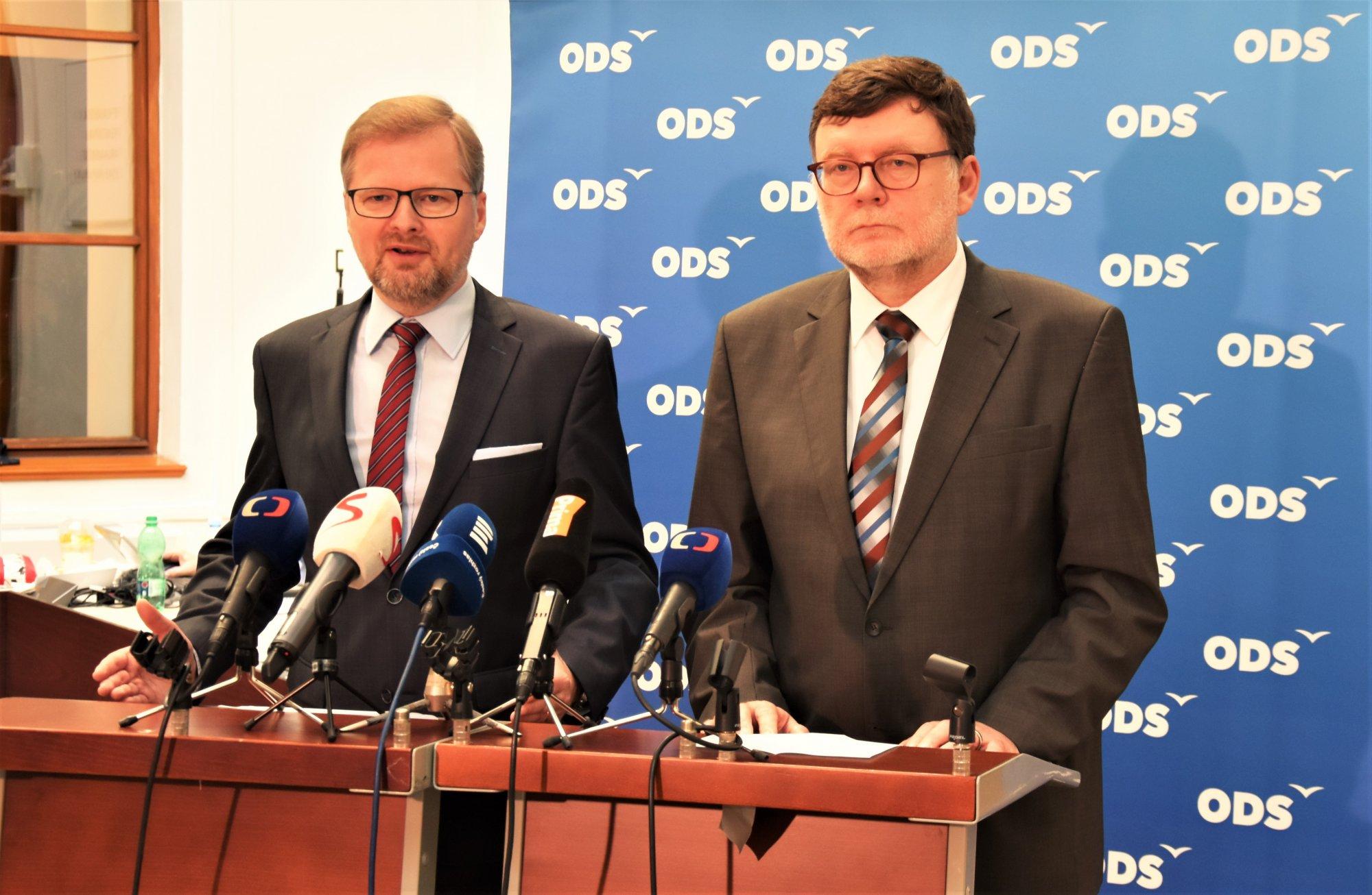 ODS: Zastavení 3. a 4. vlny EET považujeme za velký úspěch