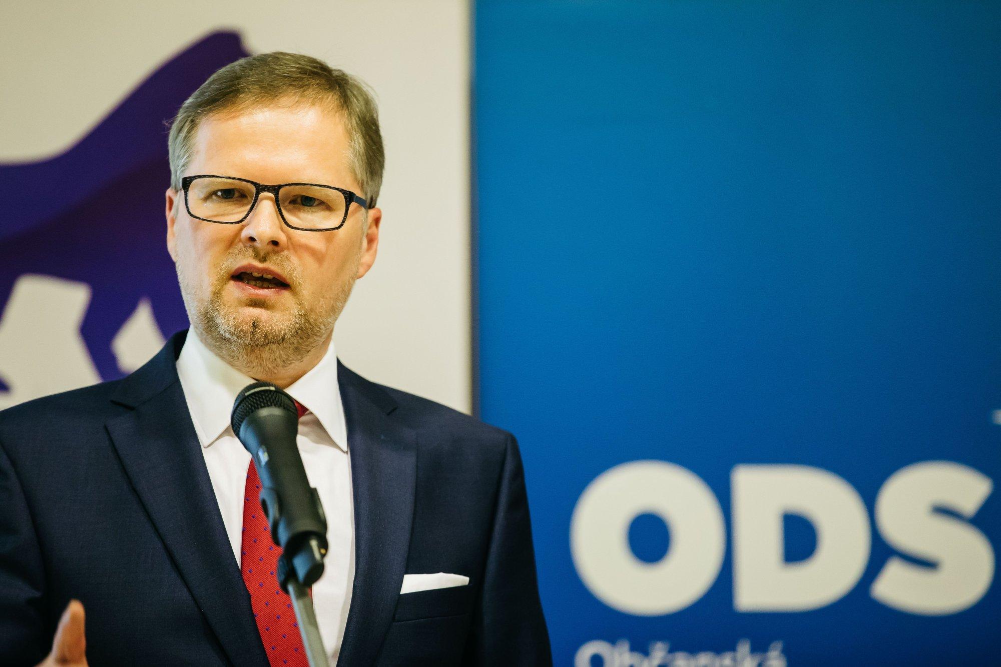 Petr Fiala: Babišovy nabídky jsou hra a mlha. ODS vládu podpořit nemůže