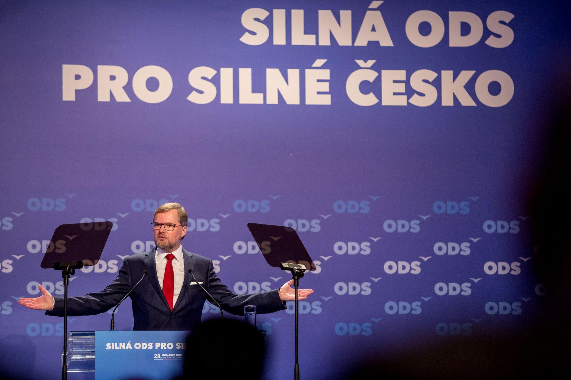 Petr Fiala: Účast ve vládě není pro ODS téma