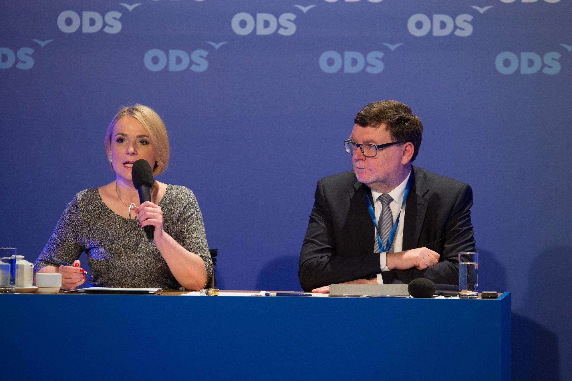ODS: Sněmovna nepodpořila většinu programových návrhů ODS hlasy ANO, SPD a KSČM