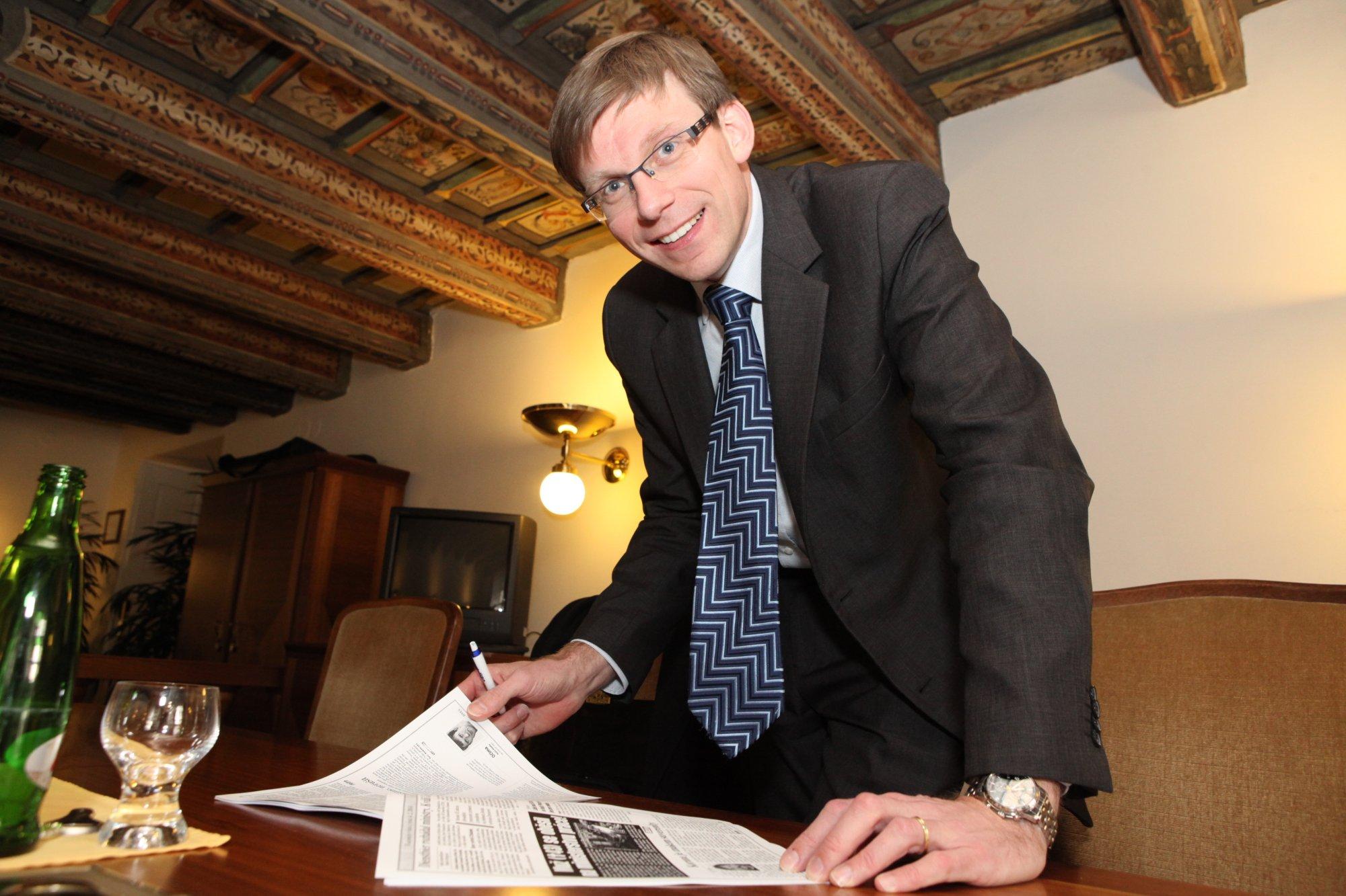 Interpelace na ministra vnitra ve věci GDPR