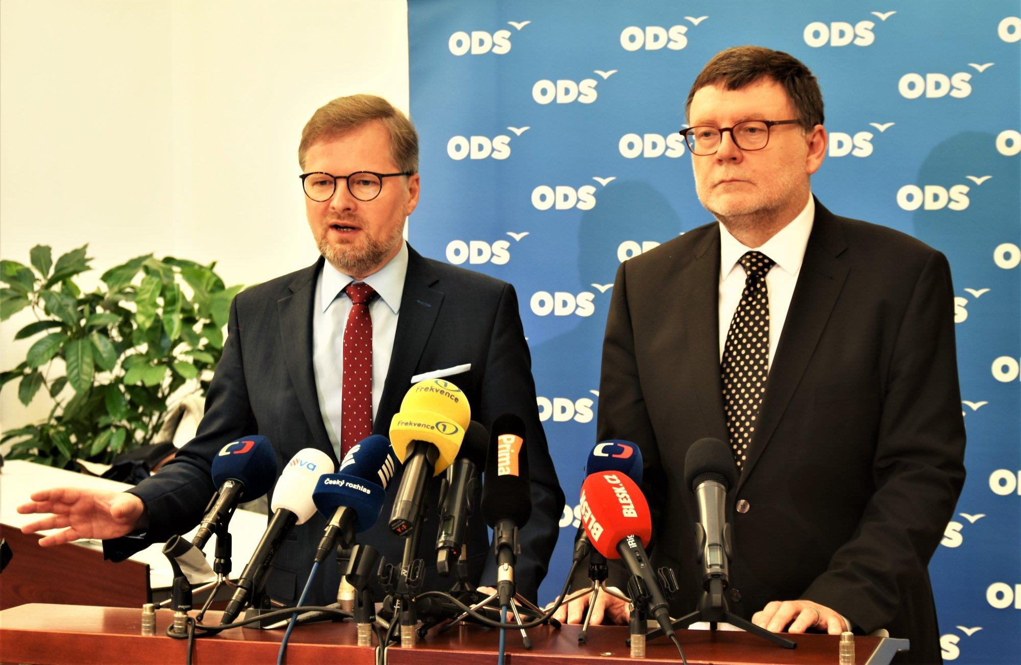ODS: ANO mohlo odblokovat politickou situaci, místo toho zvolilo spolupráci s extremisty