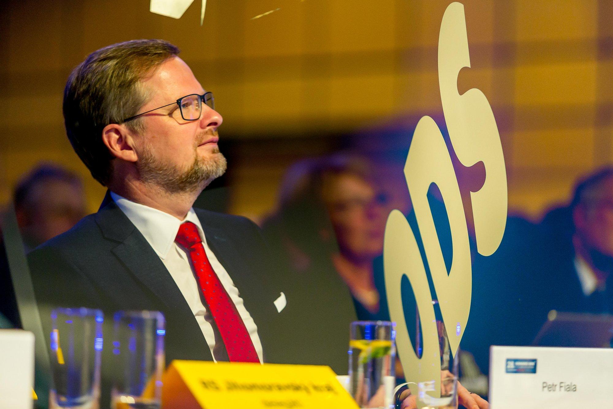 Petr Fiala: Klíče k demokratické vládě