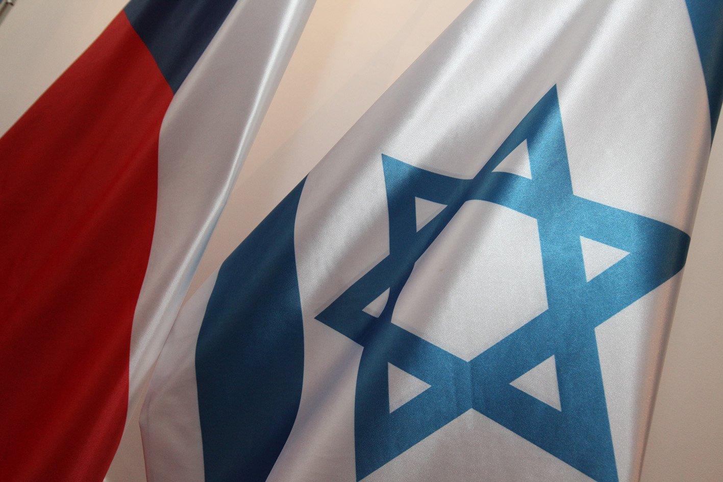 Petr Fiala: Izrael je jediný opravdu demokratický stát na Blízkém východě
