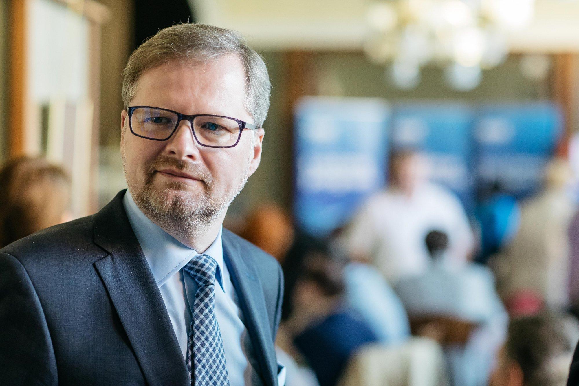 Petr Fiala: Země je v nejhlubší politické krizi. A může za to Zeman s Babišem