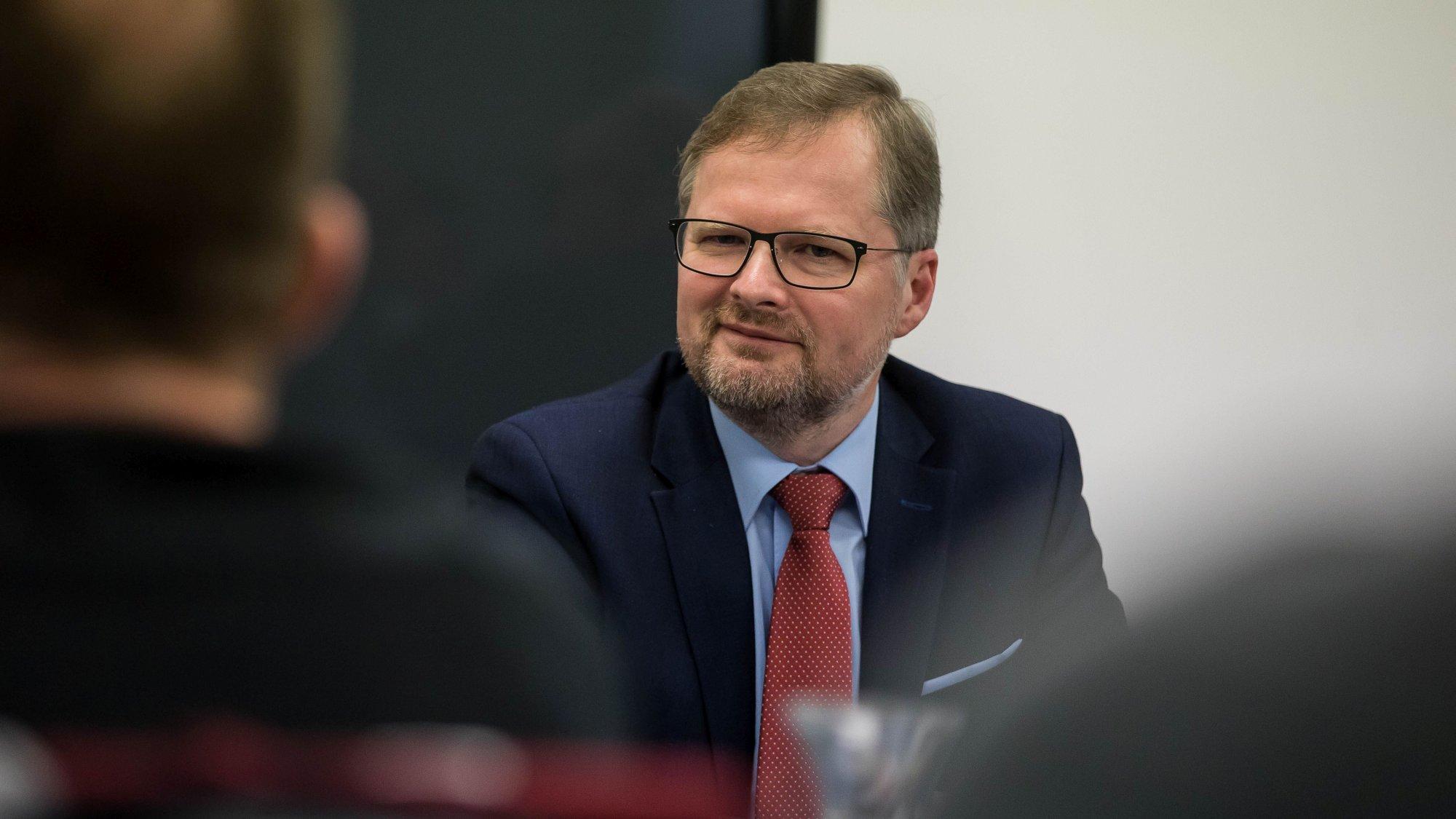 Petr Fiala: Press klubu Frekvence 1: Byli jsme svědky neskutečného politického pokrytectví
