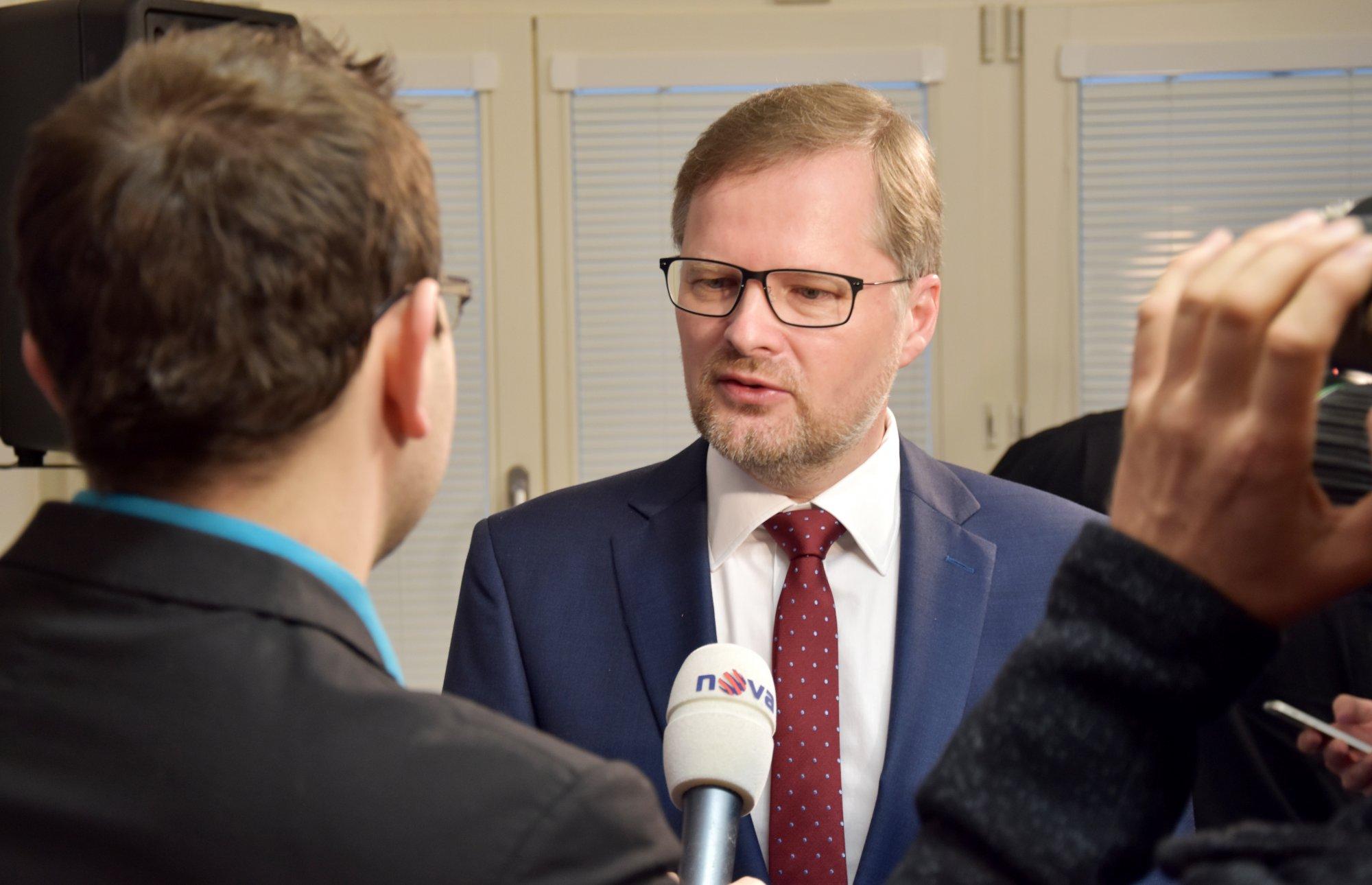 Petr Fiala: Komentář ke jmenování Andreje Babiše premiérem
