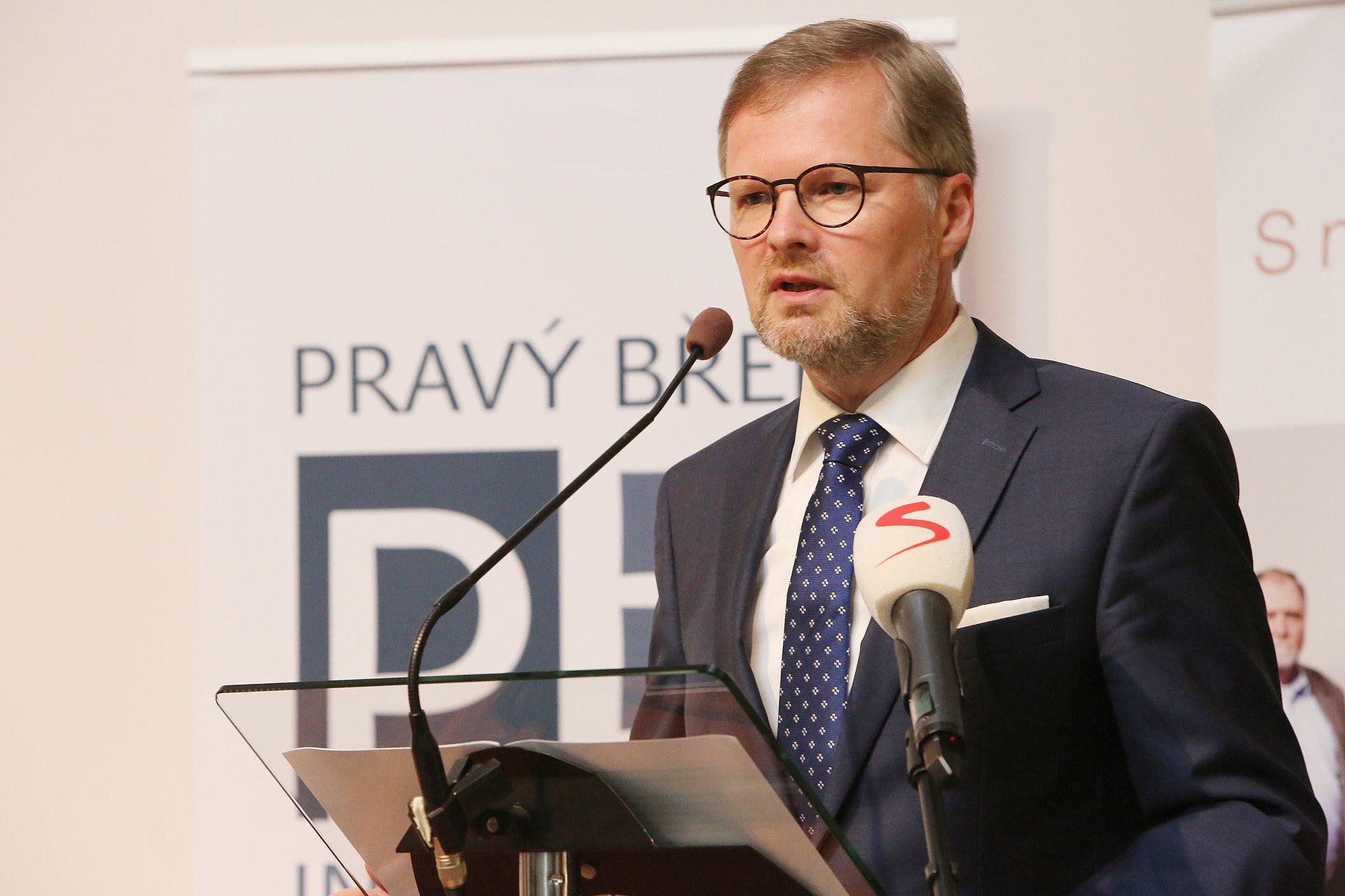 Petr Fiala: Česká republika má patřit mezi 10 nejbohatších zemí světa