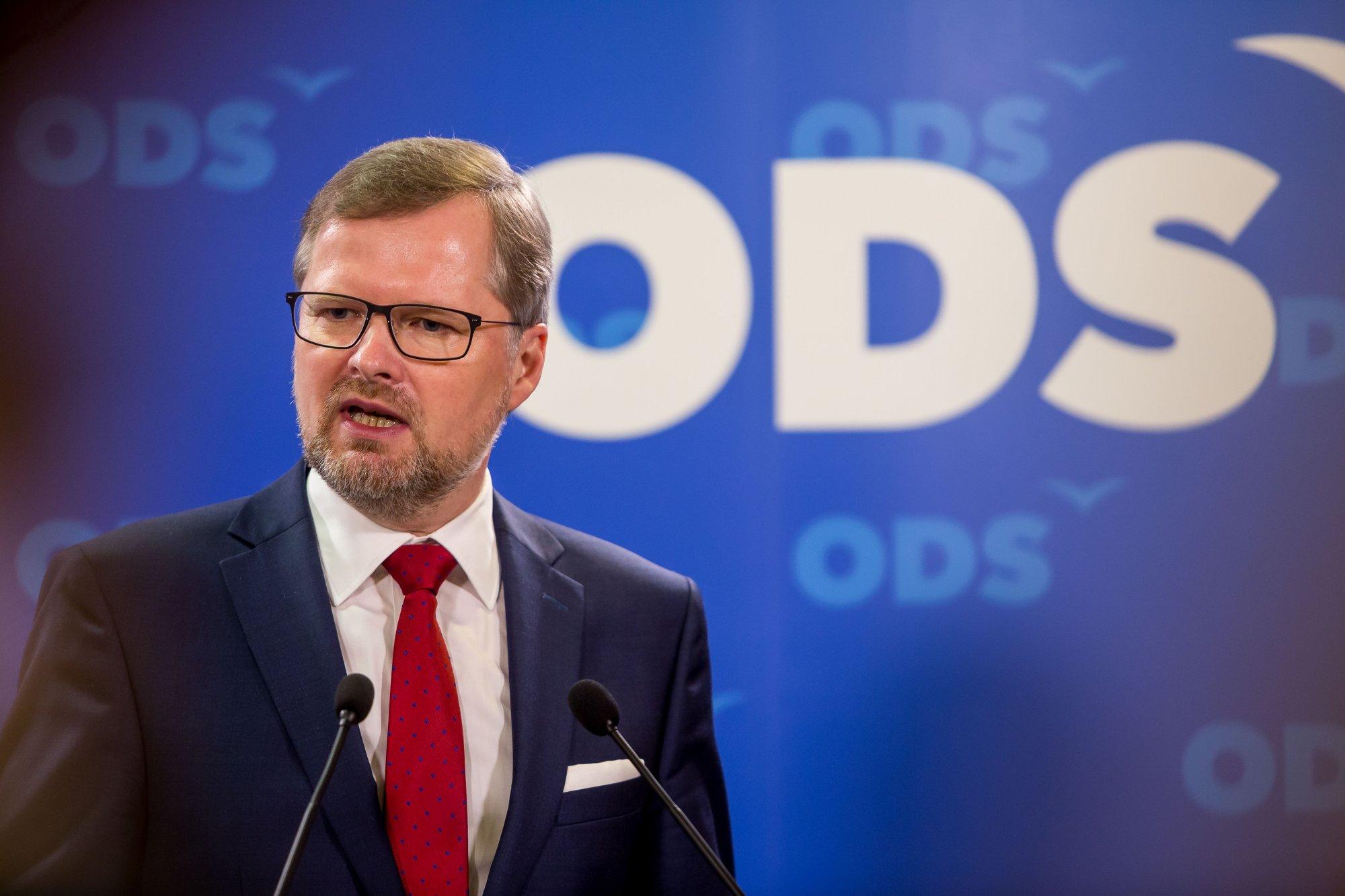 Petr Fiala: Aktuálně.cz: Ponížení ČSSD je varující. Pro veřejnost jsme srozumitelní