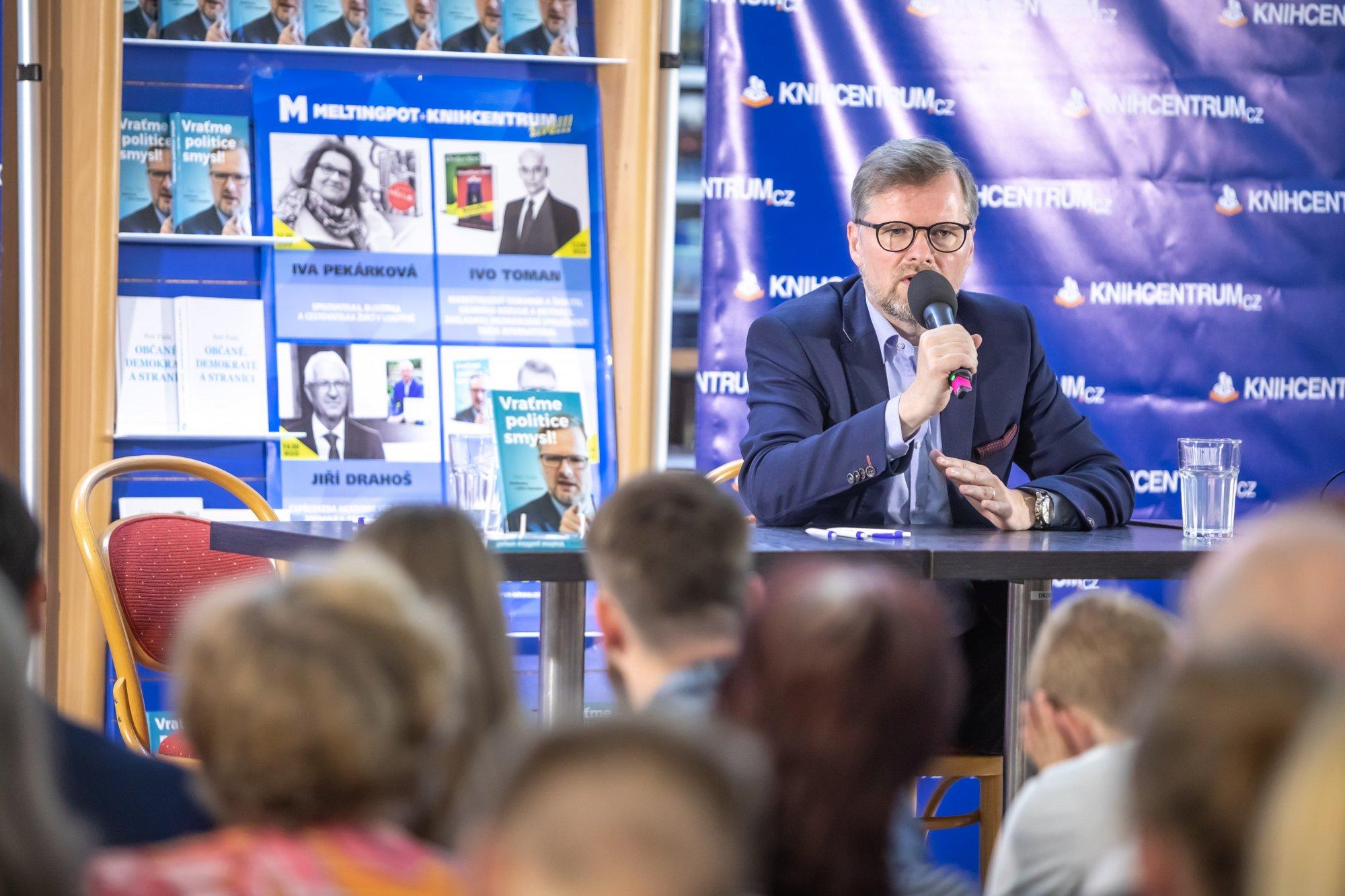 Petr Fiala: Snažím se jít s ODS jinou cestou