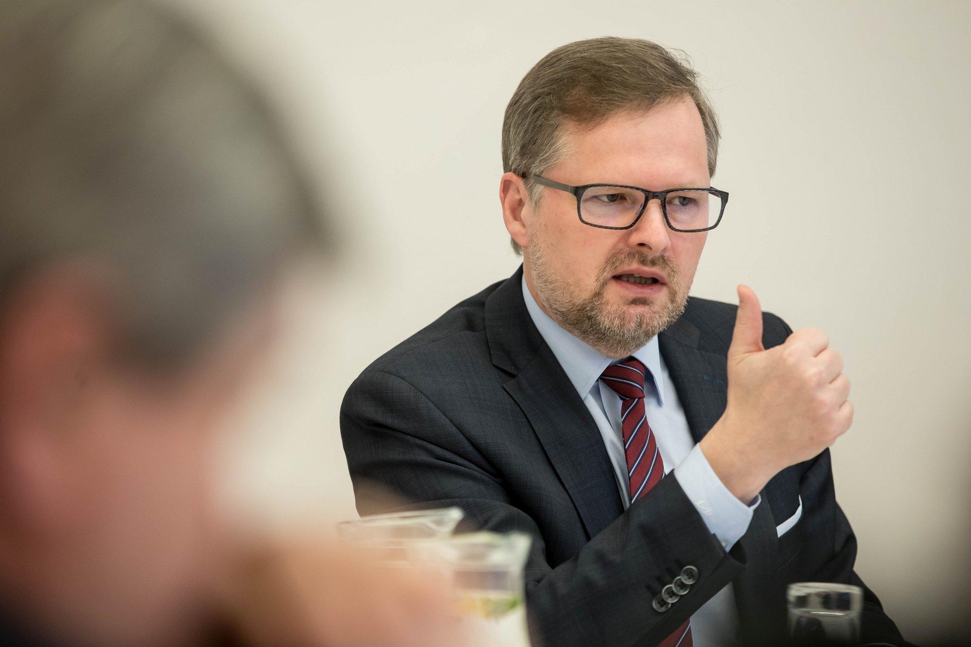 """Petr Fiala: Babišova """"soběstačná"""" vláda je zbytečná"""