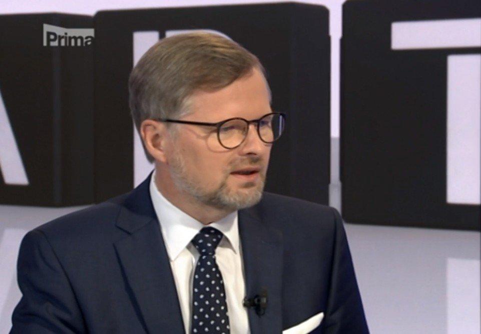 Petr Fiala: Partie