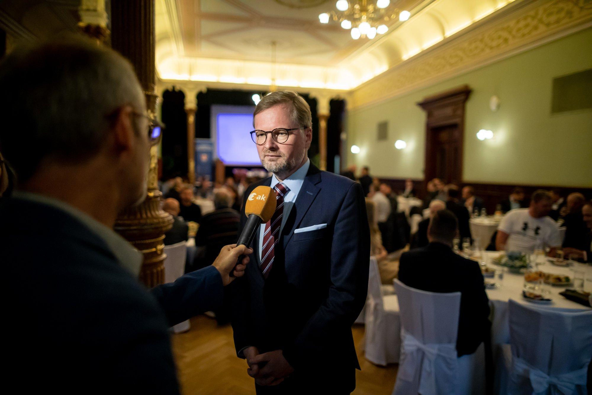 Petr Fiala: Naším politickým cílem je znovu rozběhnout města, vyřešit problémy s dopravou, velkými projekty, se stagnací