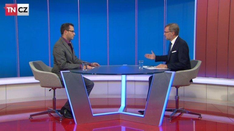 Petr Fiala: Napřímo TN.cz: Chceme obhájit pozice a posílit ve městech