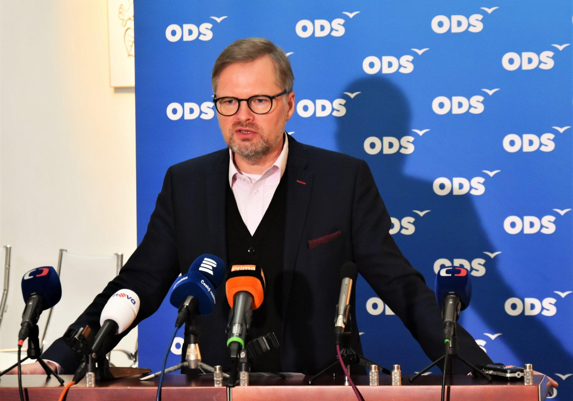 Petr Fiala: Každý poslanec, který podrží vládu premiéra Babiše, přebírá odpovědnost za jeho problémy
