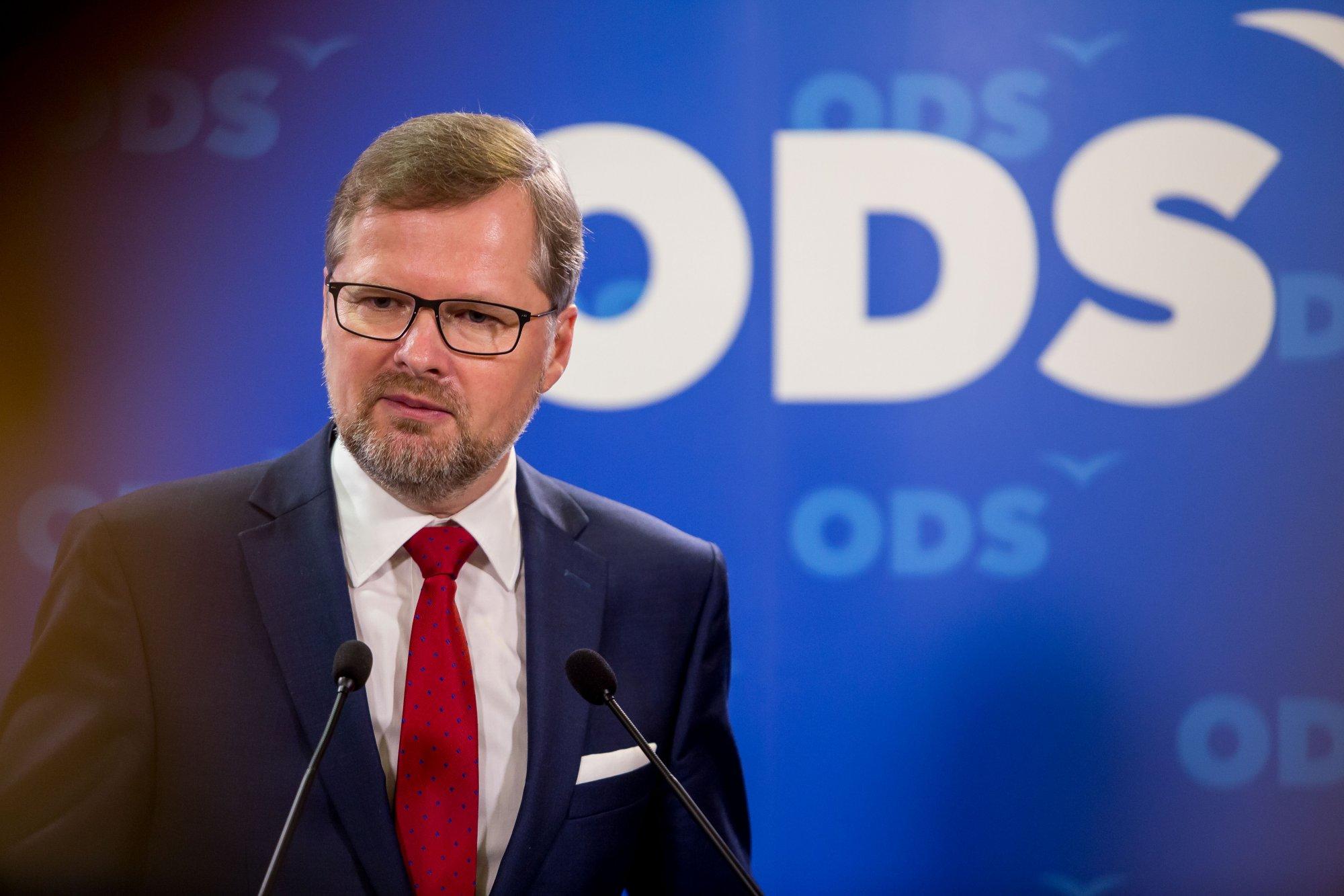 Petr Fiala: Jsme blíž předčasným volbám