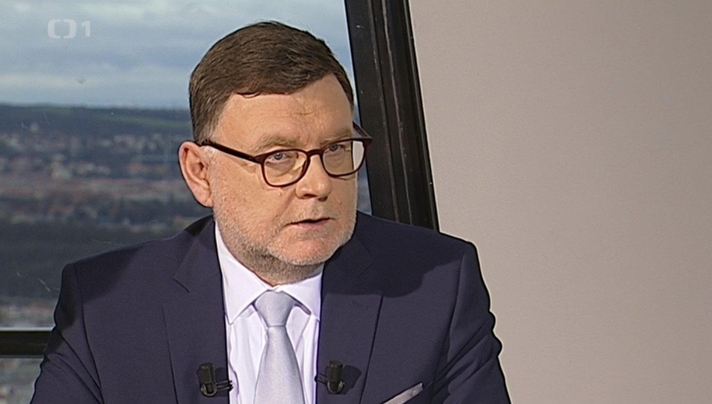 Zbyněk Stanjura  Otázky Václava Moravce – ODS – Občanská ... 22a201224c