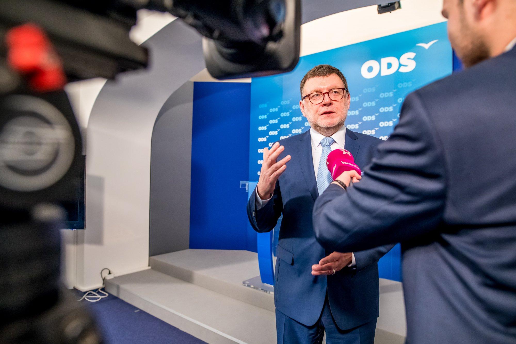 ODS: Náš návrh na zvýšení výdajových paušálů jsme prosadili v rozpočtovém výboru