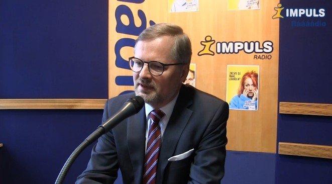 Petr Fiala: Adventní rozhovor Rádia Impuls