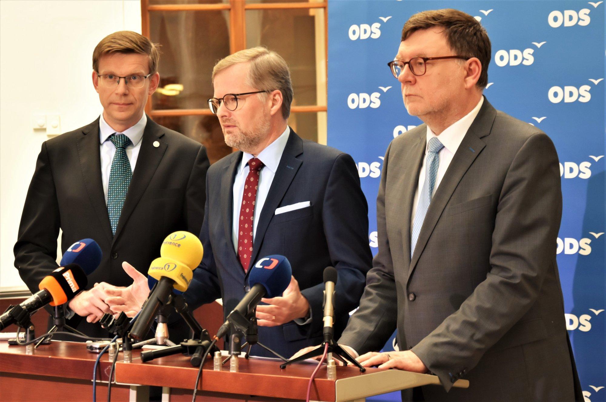 ODS: Stát chce, aby občané plnili svoje povinnosti včas, sám v tom ale selhává. Navrhujeme fikci souhlasu, která urychlí veškerou výstavbu v ČR
