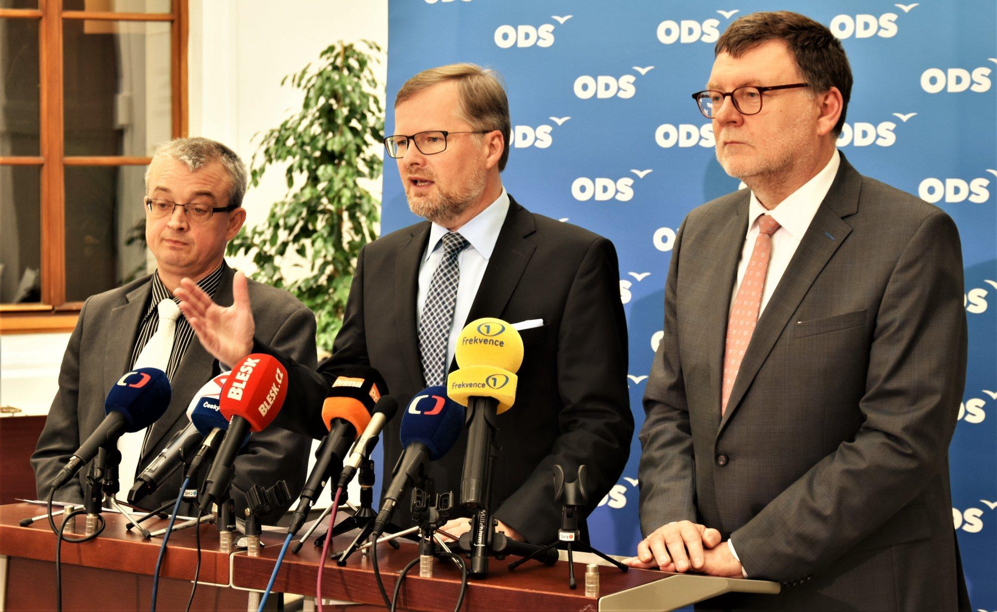 ODS: KSČM se opět snaží přepisovat historii. Věříme, že Ústavní soud nebo Senát zdanění církevních restitucí odmítnou