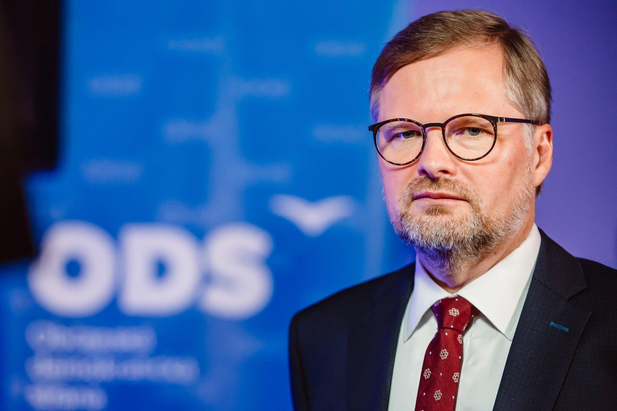 Petr Fiala: Eurovolby budou zásadní. Buď budeme bránit české zájmy, nebo Babišovy