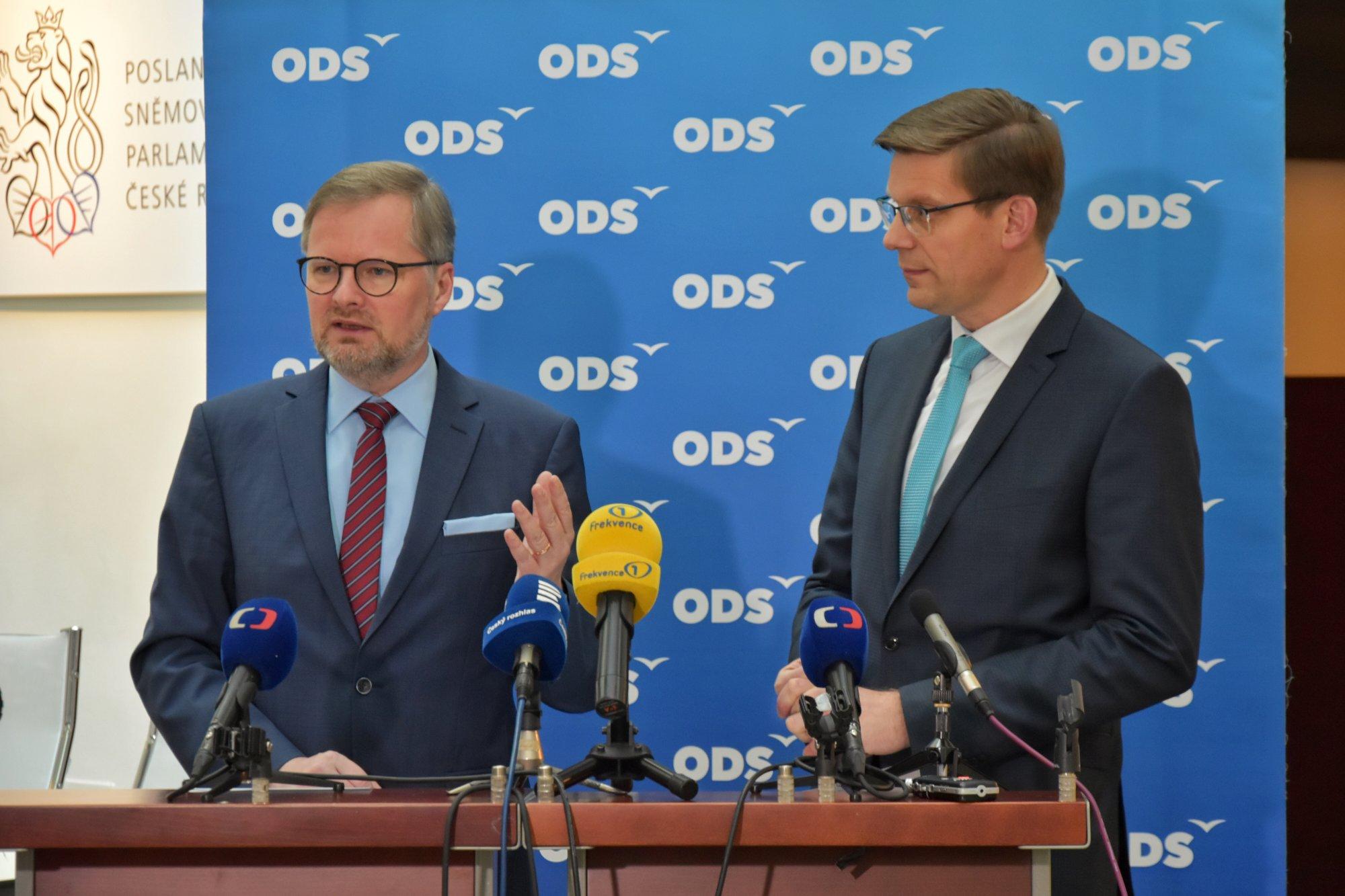 ODS: Naší ambicí je vrátit Českou republiku mezi světovou špičku. Nabídneme program reformy státu