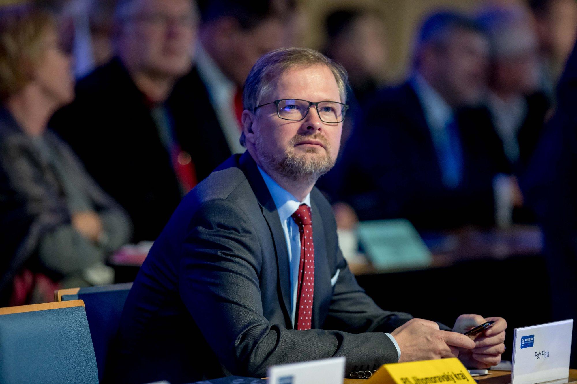 Petr Fiala: Výsledek volby ČSSD znamená pokračování soutěže v populismu mezi ČSSD a hnutím ANO