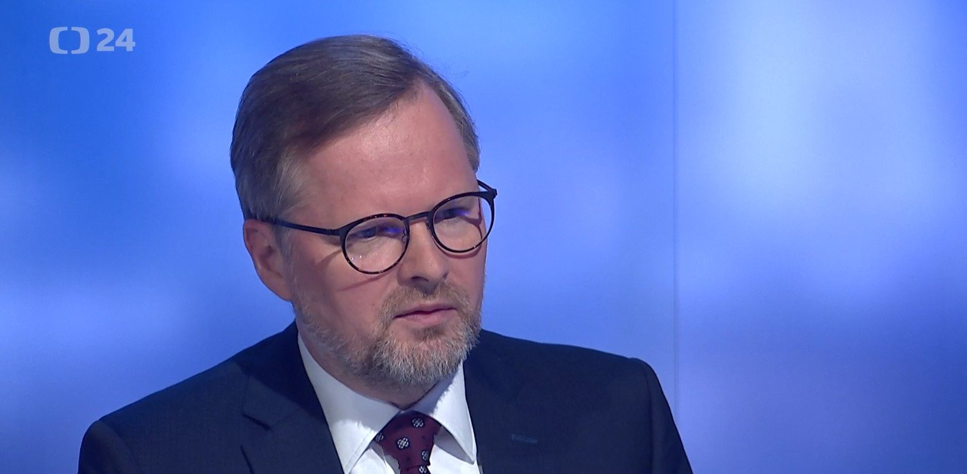 Petr Fiala: Události, komentáře