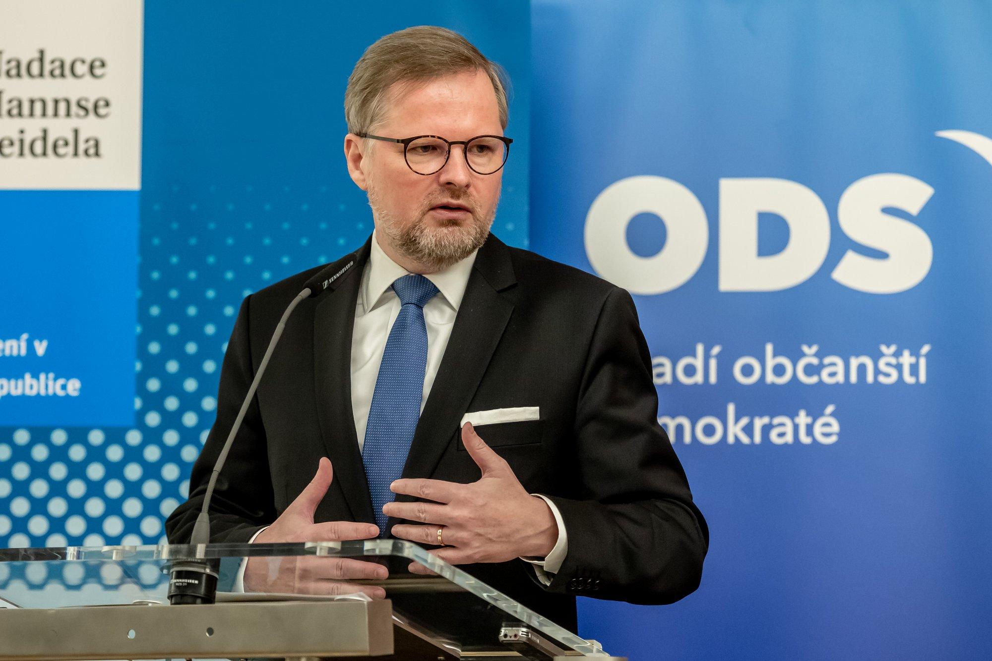 Petr Fiala: Členství v NATO je dnes ještě důležitější než před dvaceti lety
