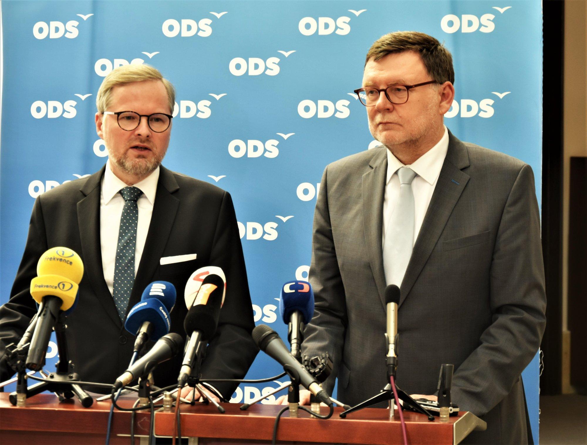Petr Fiala: Premiér se musí jasně vyjádřit k Faltýnkově roli v kauze kolem výběru mýta