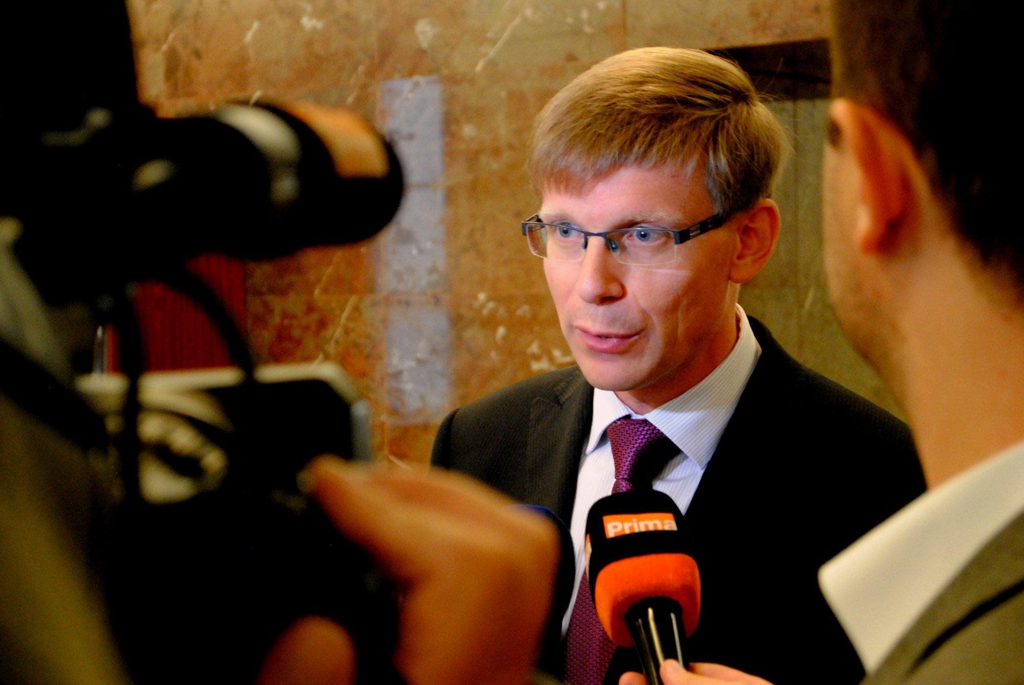 Interpelace na ministra vnitra ve věci situace v České poště